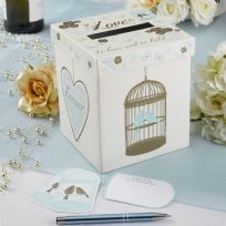 To Have And To Hold Wedding Wishes Post Box
